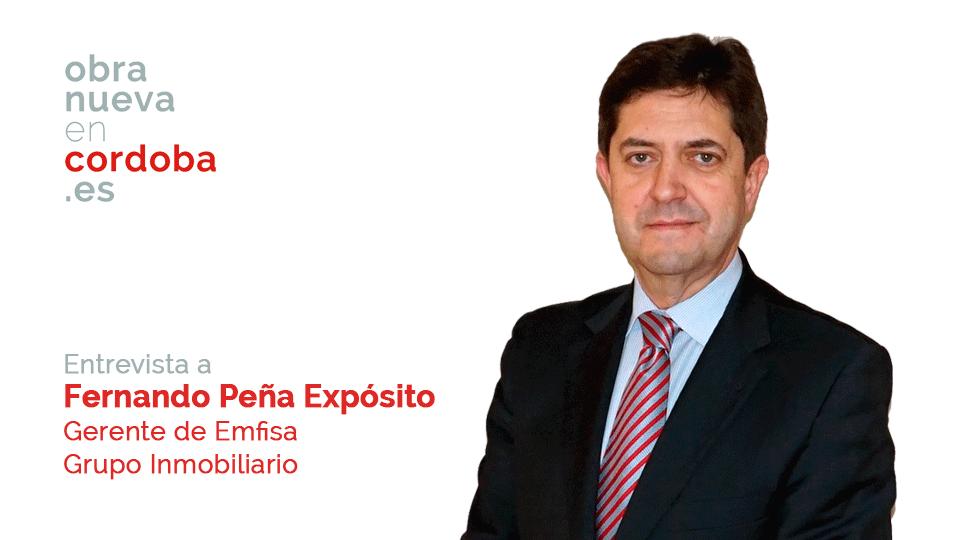 Fernando Peña Expósito Emfisa - Obra Nueva en Córdoba