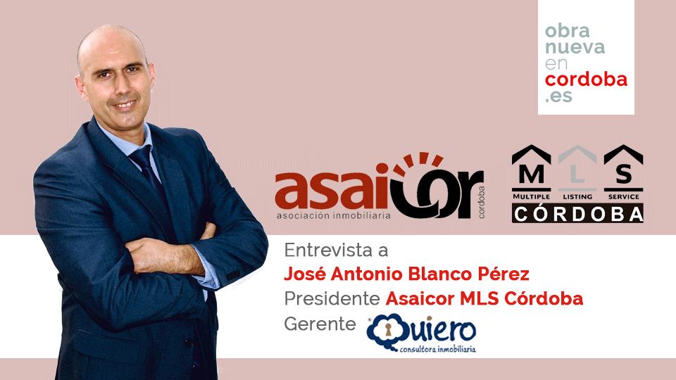 Jose Antonio Blanco Perez Asaicor MLS Córdoba Obra Nueva en Cordoba