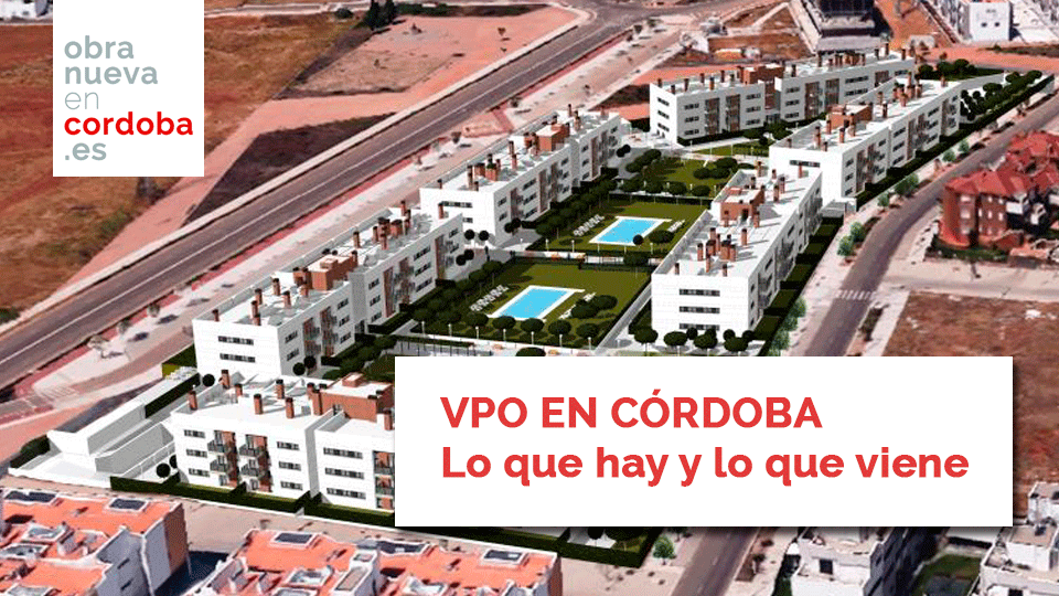 VPO en Córdoba Pisos vpo córdoba