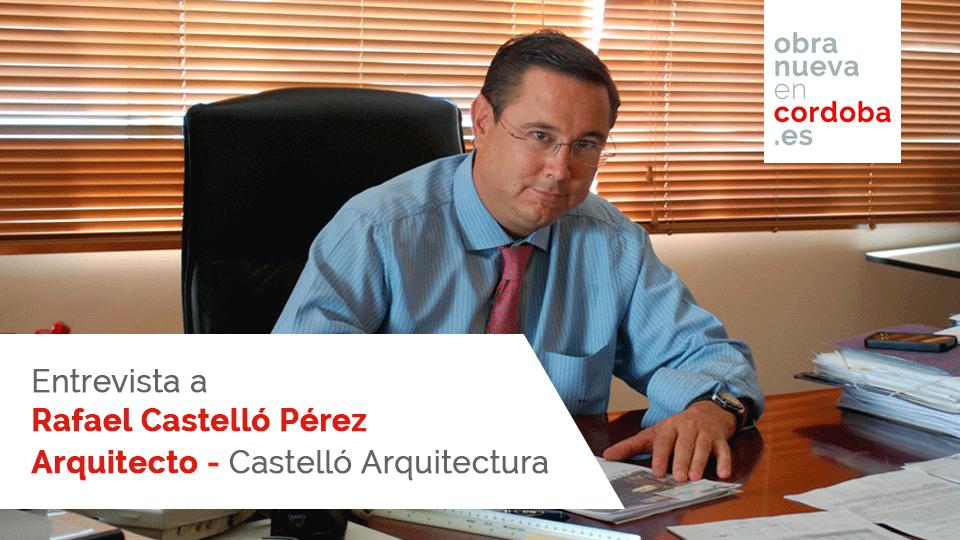 Rafael Castelló Pérez Arquitecto
