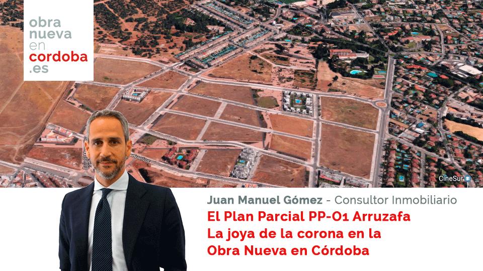 PP-O1 Arruzafa Juan Manuel Gómez Obra Nueva en Córdoba
