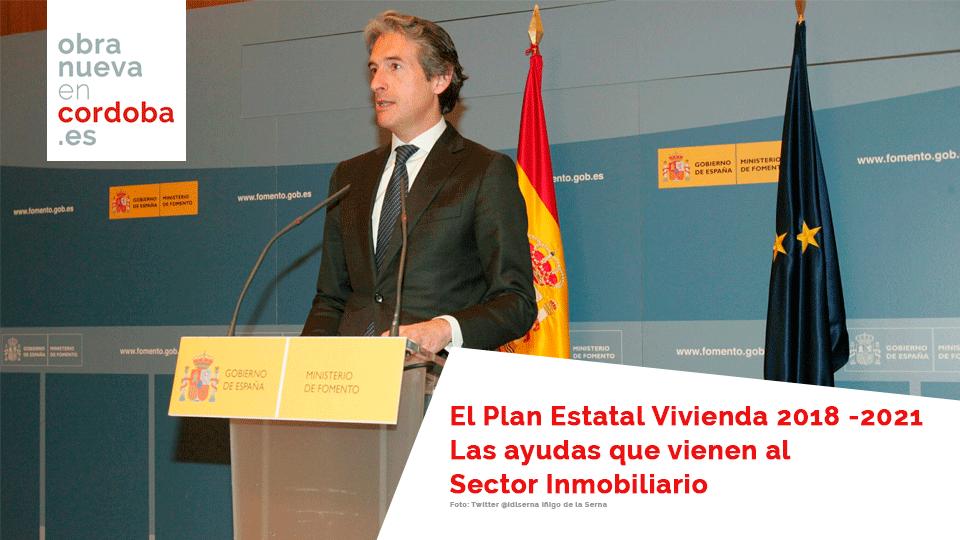 Plan Estatal de Vivienda 2018 - 2021 Obra Nueva en Cordoba