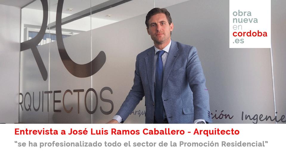 Jose luis Ramos Caballero arquitecto