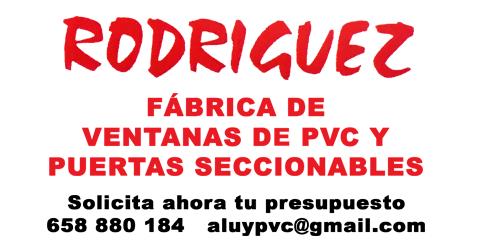 Rodriguez fabrica ventanas PVC