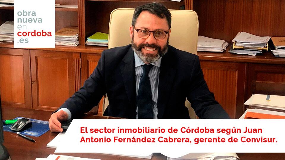 Juan Antonio Fernández Cabrera - obra nueva cordoba - convisur