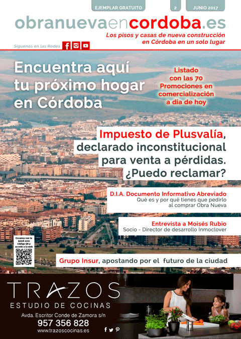 Revista Obra Nueva en Córdoba