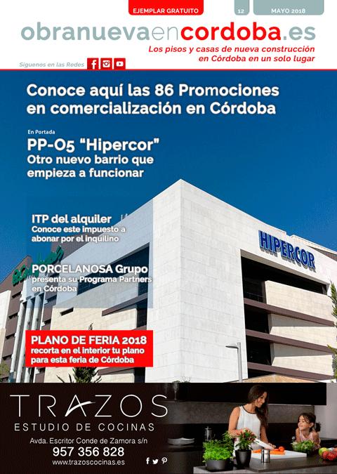Revista Obra Nueva en Córdoba Mayo