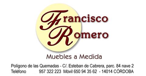 Francisco Romero muebles a medida