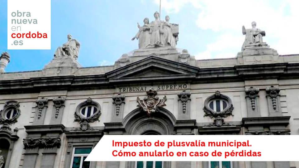 Impuesto de plusvalía_obra nueva en Cordoba