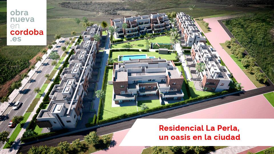 Residencial La Perla - Obra nueva en Córdoba