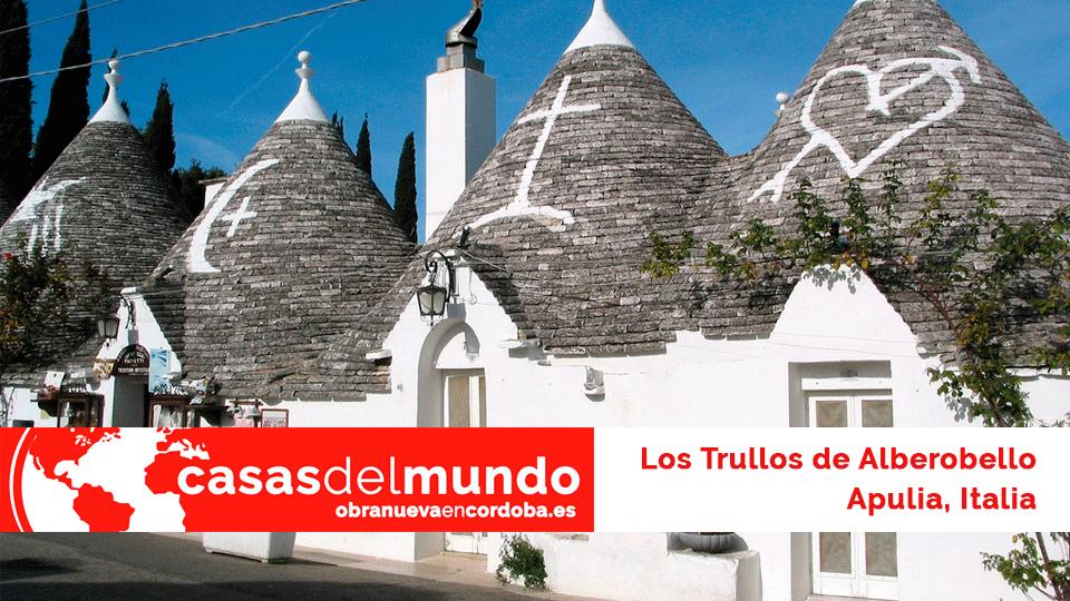 Los Trullos de Alberobello - Obra nueva en Córdoba