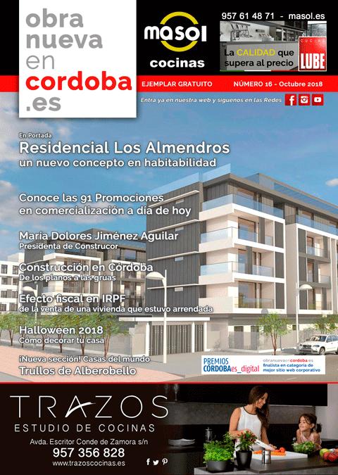 revista obra nueva en cordoba portada octubre