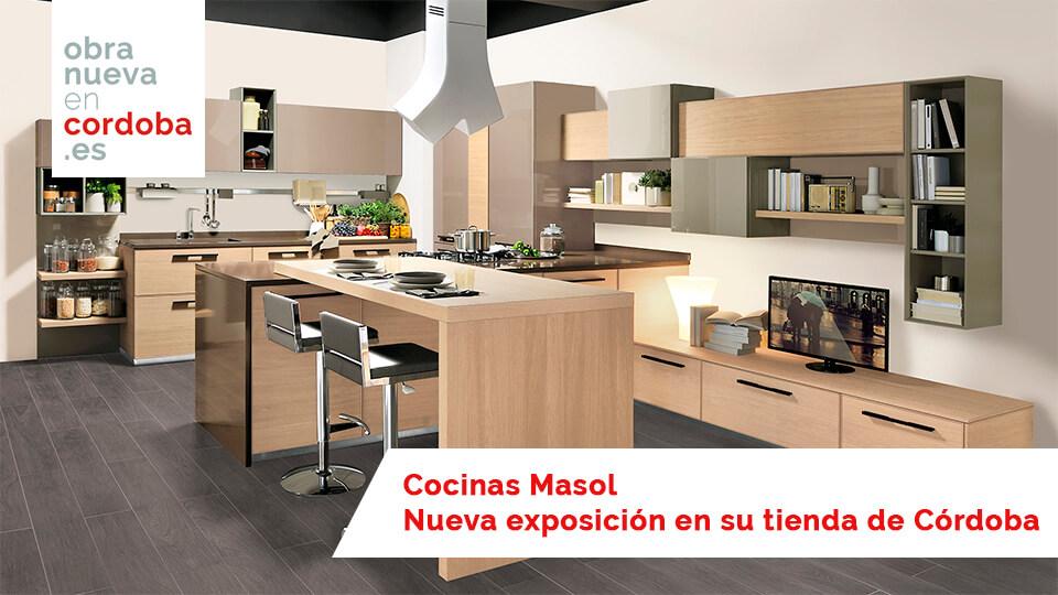 Cocinas Masol - Obra nueva en Córdoba