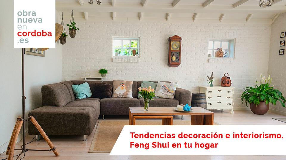 Feng Shui -Obra nueva en Córdoba