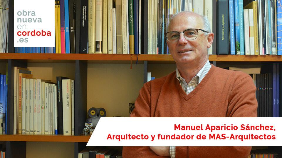 Manuel Aparicio- Obra nueva en Córdoba