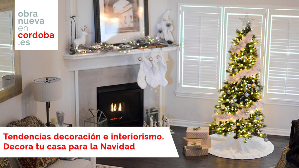 Navidad - obra nueva en Córdoba