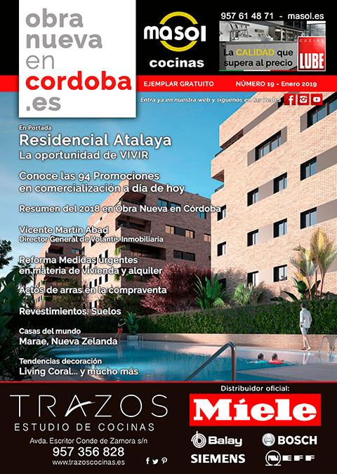 Revista obra nueva en cordoba enero 2019