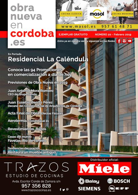 revista obra nueva en cordoba febrero