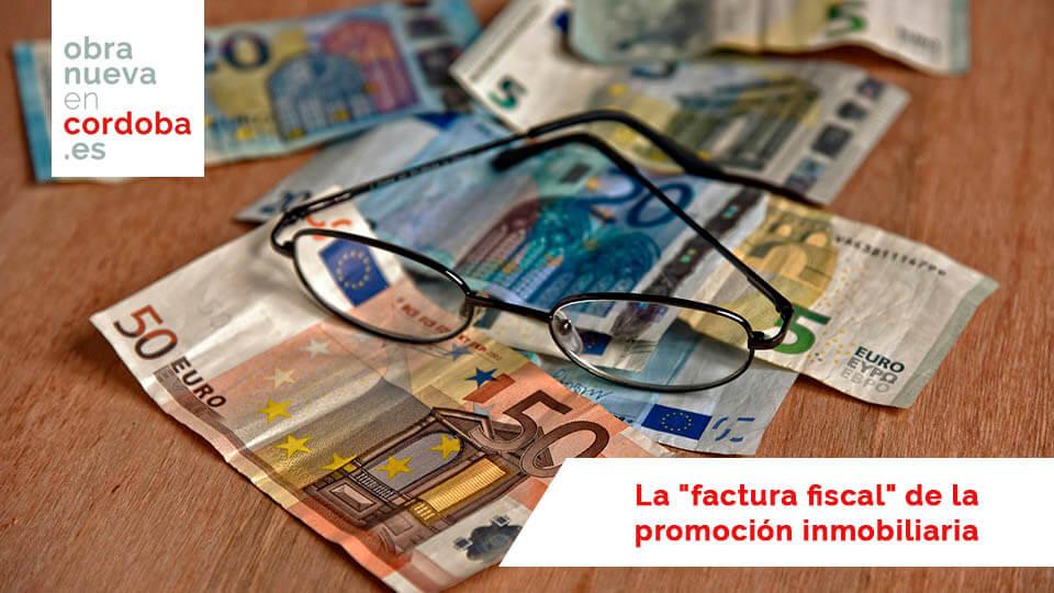 Promoción inmobiliaria - Obra Nueva en Córdoba