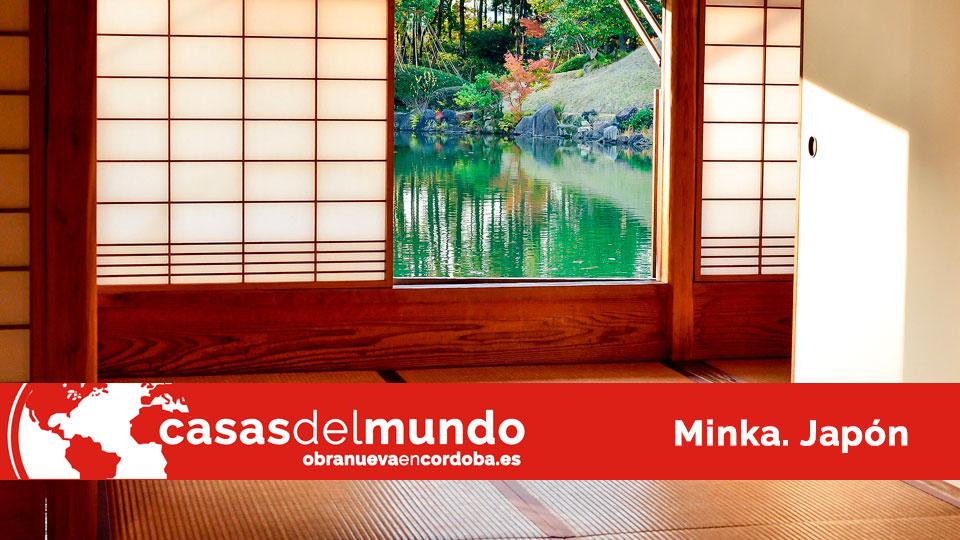 minka casas del mundo japon