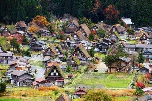 minka arquitectura japonesa