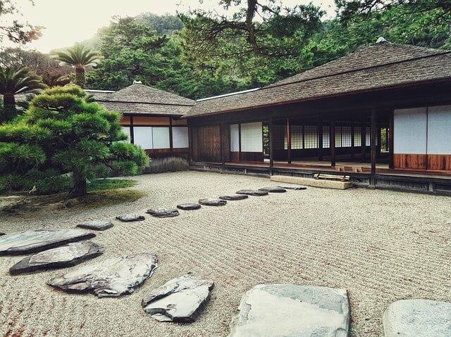 minka casas en japón