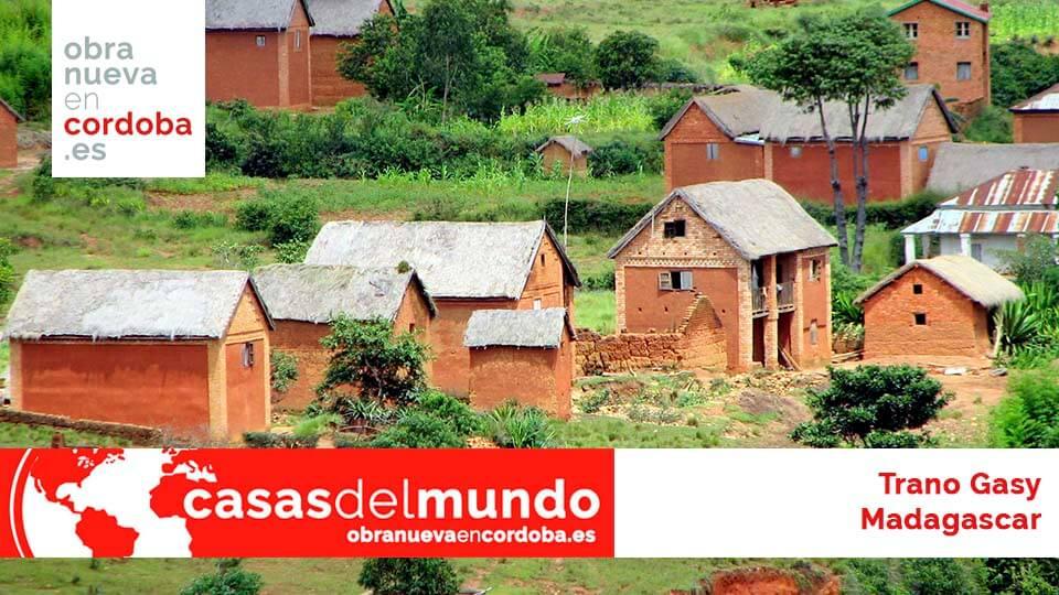 Trano Gasy, Madagascar - Obra Nueva en Córdoba