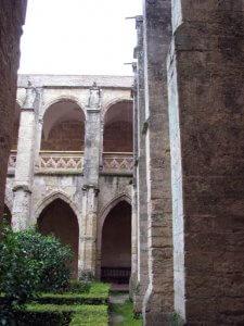 Monasterio de San Jerónimo y Valparaíso - obra nueva en cordoba