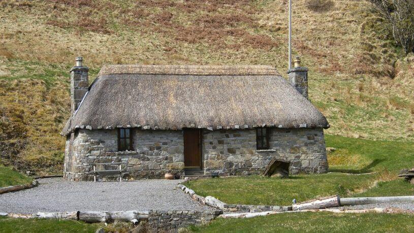 crofts escocia casas del mundo