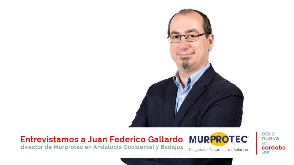 Juan Federico Gallardo Murprotec Andalucia