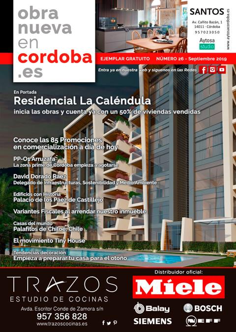 revista obranuevaencordoba septiembre 2019