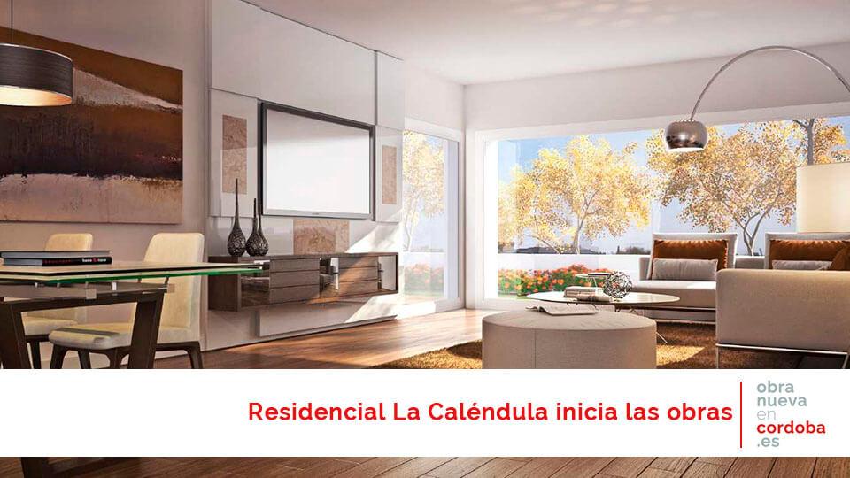 La Caléndula - obra nueva en Córdoba