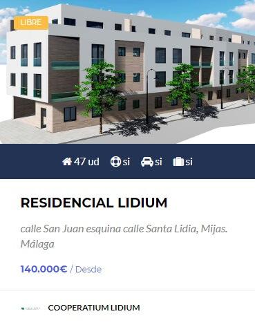 Residencial Lidium Mijas