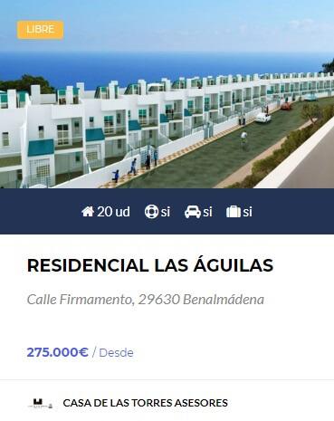 residencial Las Aguilas benalmadena