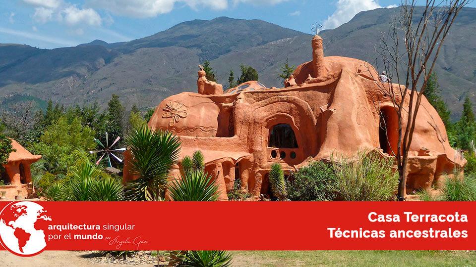 Casa Terracota, arquitectura singular - obra nueva en Córdoba
