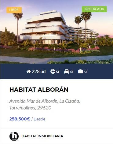 Habitat Alboran Torremolinos