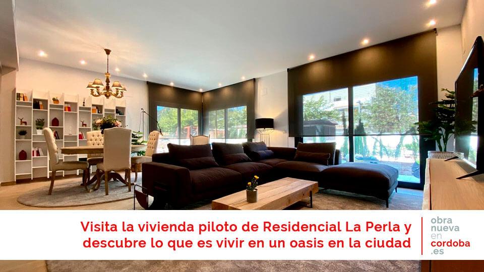 Residencial La Perla - obra nueva en cordoba