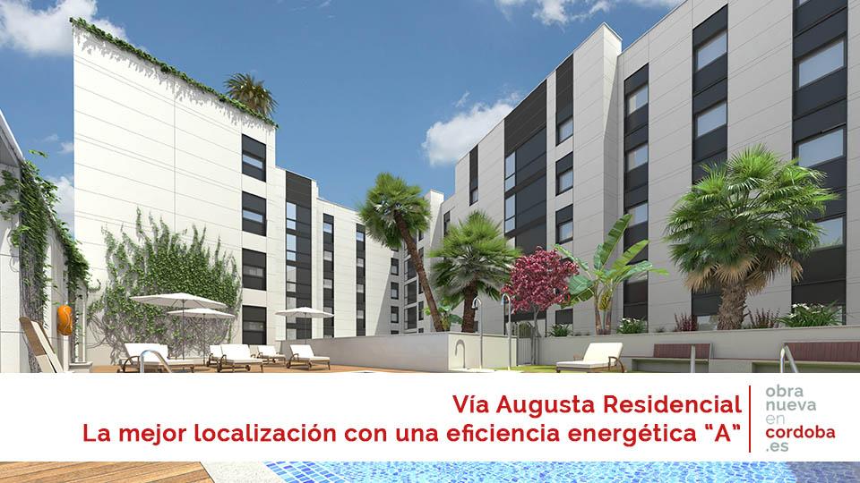 Vía Augusta residencial - obra nueva en Córdoba