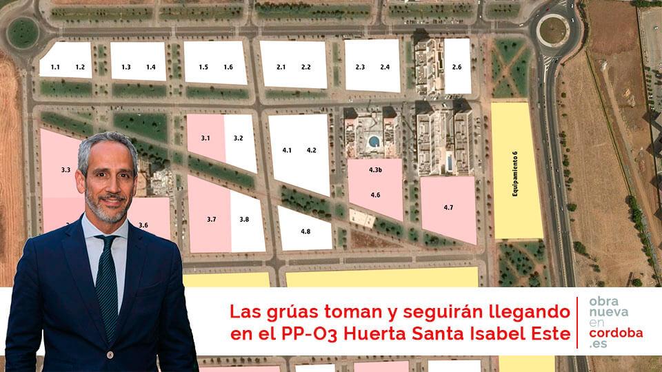 PPO3 Huerta Sana Isabel - obranuevaencordoba