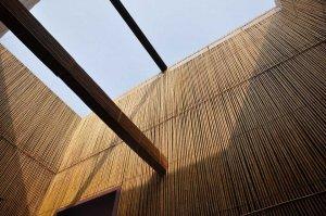 Arquitectura en bambú. Arquitectura singular por el mundo - obranuevaencordoba