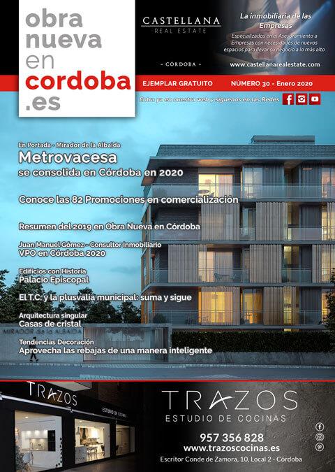 Revista 30 enero - obra nueva en Córdoba