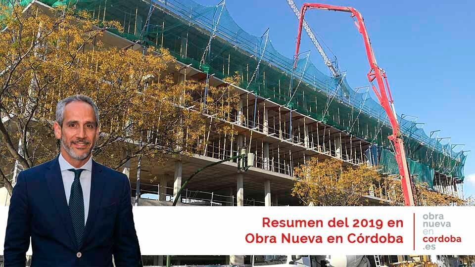 Resumen 2019 - obra nueva en Córdoba