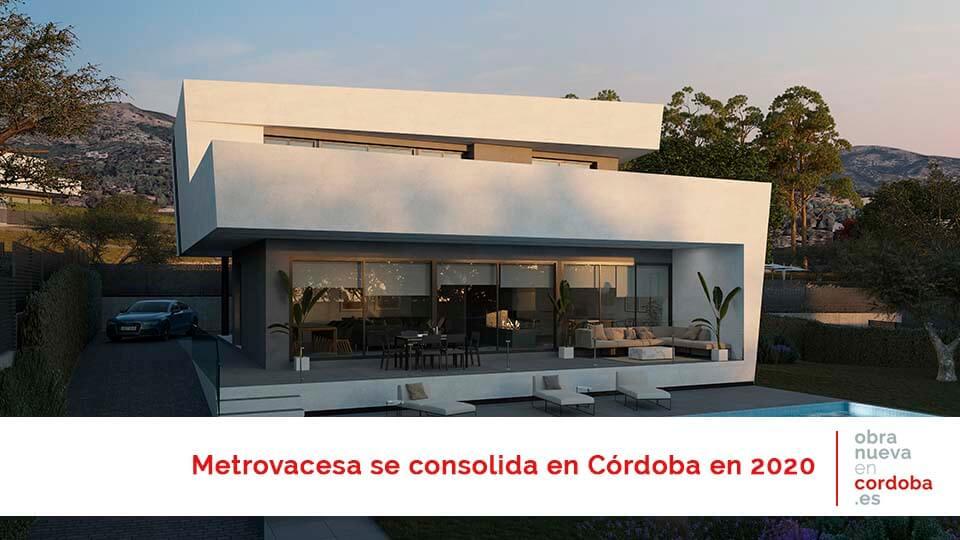 Metrovacesa - obra nueva en Córdoba