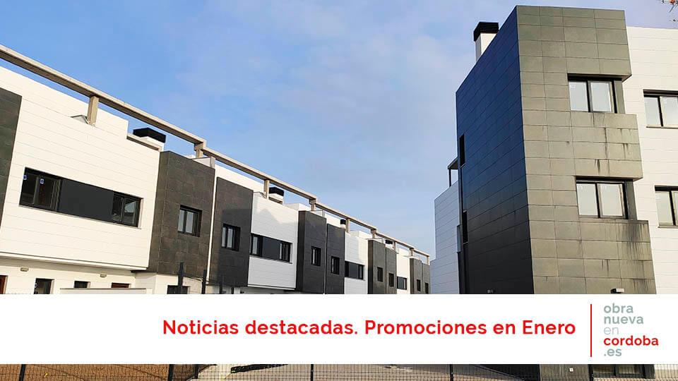 Actualidad noticias inmobiliarias de Córdoba - obra nueva en Córdoba