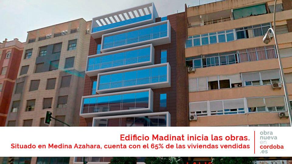 Edificio Madinat - obranuevaencordoba