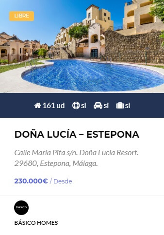 Doña Lucia - obra nueva en Córdoba
