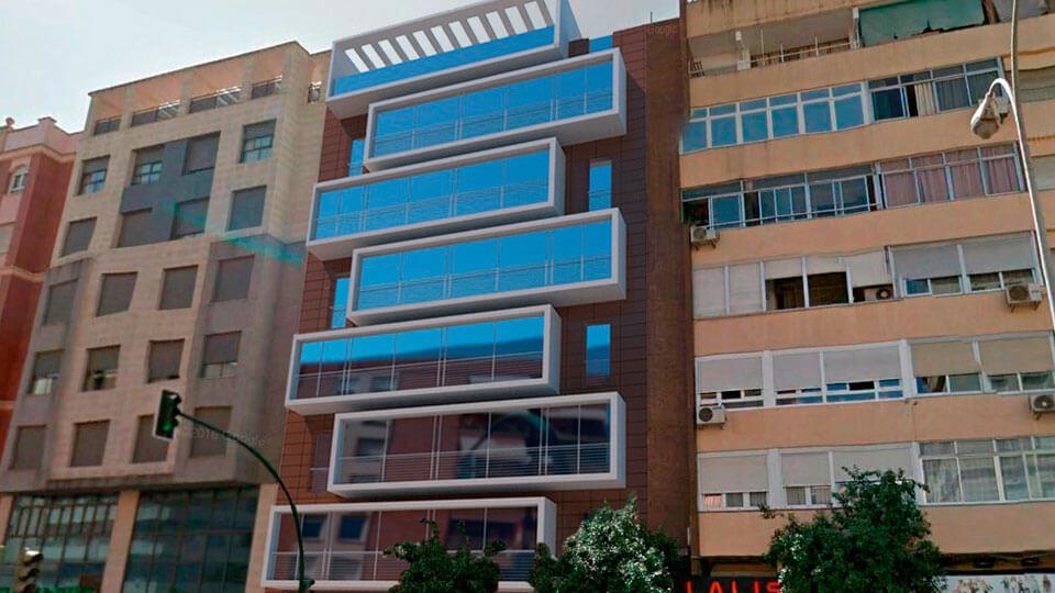 Edificio Madinat pisos nuevos cordoba