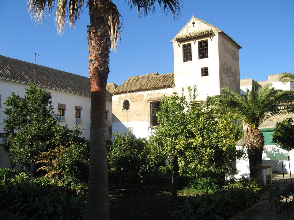 convento de Santa Cruz Córdoba