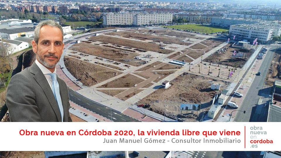 obra nueva en cordoba 2020