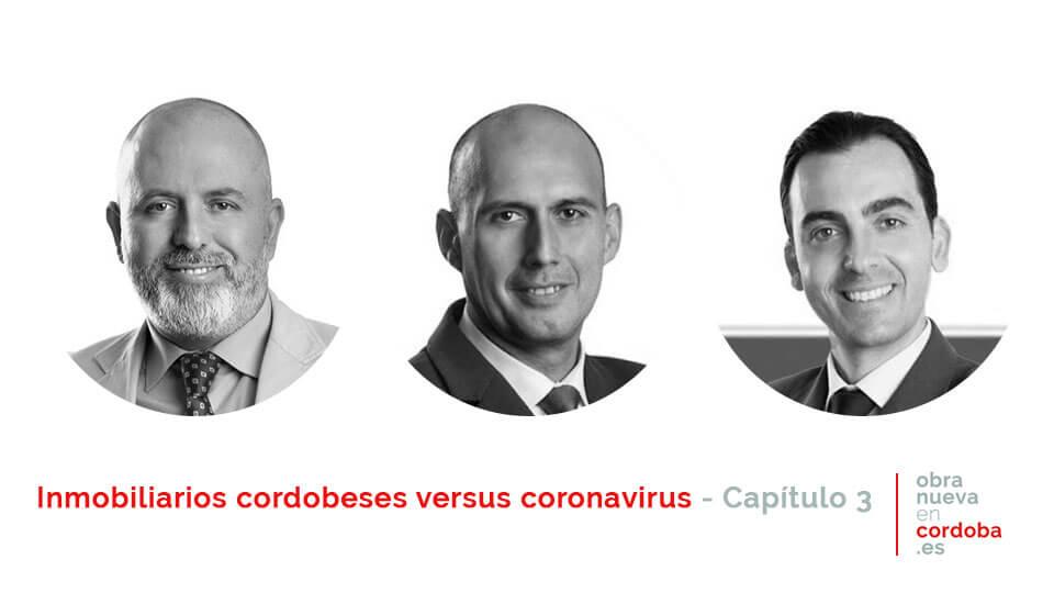 inmobiliarios en córdoba versus coronavirus